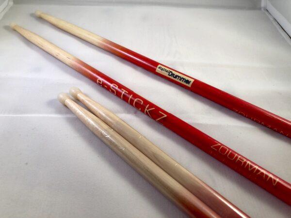 Zourman Drums e-Stickz!