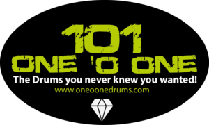 101 Drums Logo